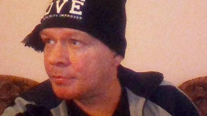 Gert Lindgren, 43, mördades i sitt hem. Foto: PRIVAT