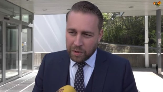"""Mattias Karlsson (SD) – """"Man måste ge oss någonting tillbaka"""""""