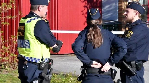 Uppgifter: Person skjuten i samband med rån i bostad