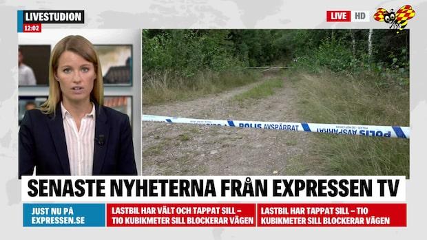 Två män efterlysta – för mordet på 70-åriga Gert-Inge