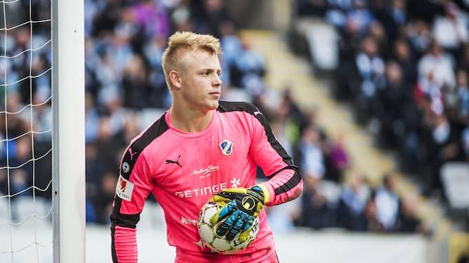 Isak Pettersson lämnar Halmstads BK efter sin succésäsong. Foto: CHRISTIAN ÖRNBERG / BILDBYRÅN