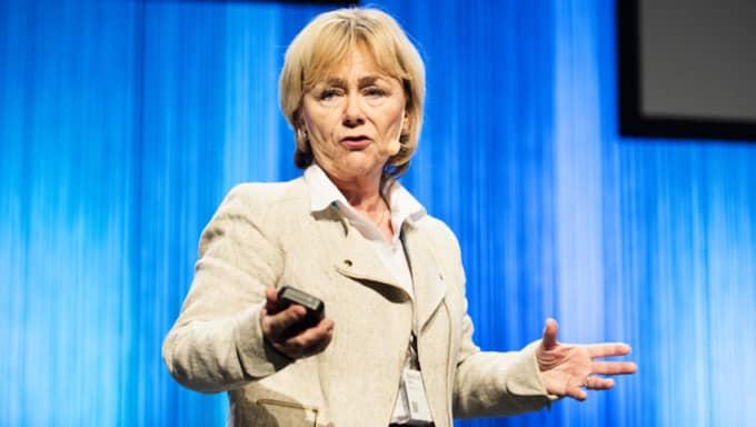 Före detta justitieminister Beatrice Ask, Moderaterna, välkomnar begäran. Foto: Anna-Karin Nilsson