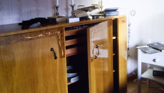 Familjen Ask från Grästorp möttes av en chock när de kom hem från två veckors semester på Gran Canaria - tjuvar hade länsat deras hem. Foto: Privat