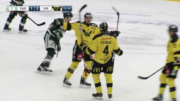 Höjdpunkter: Tingsryd-Västerås