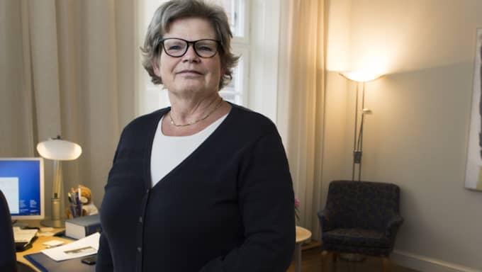 - Tanken är att vi ska kunna höra dem, säger Kerstin Skarp, förundersökningsledare. Foto: Lars Pehrson / Svd / Tt