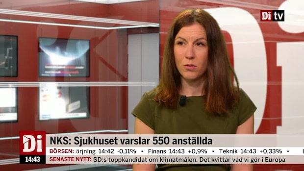 """Karolinska varslar 550 anställda: """"Underskottet har förvärrats"""""""