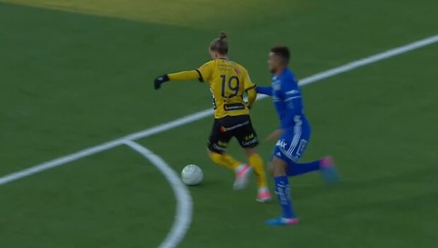 Jesper Karlsson dras ned i friläge