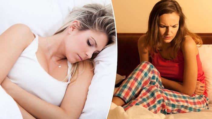 ont i höften mensvärk