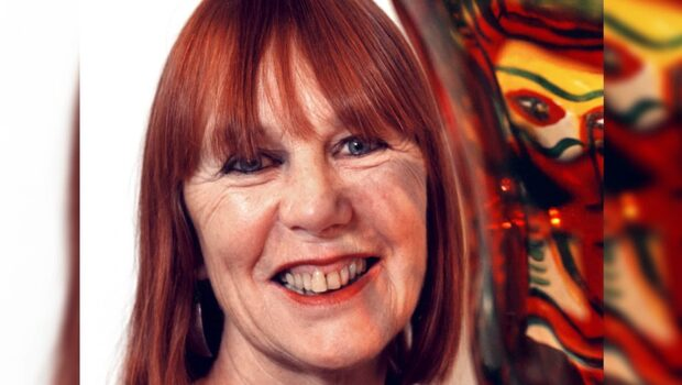 Konstnären Ulrica Hydman Vallien är död
