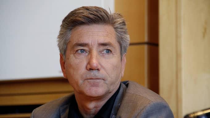 Dag Andersson. Foto: CHRISTER JÄRESLÄTT