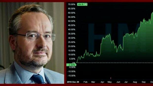 SEB:s aktiestrateg - köp klädjätten H&M