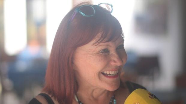 Finska Marja flyttade ner till maken i Gambia