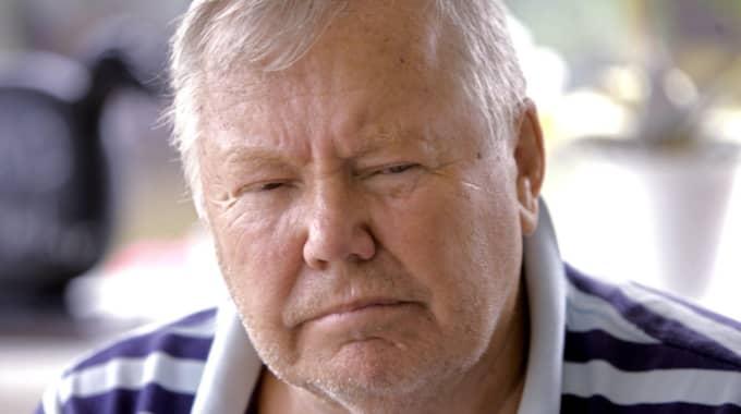 Bert Karlsson har fått nog - nu ska han stämma Skara kommun på en miljon kronor. Foto: Dragan Mitrovic