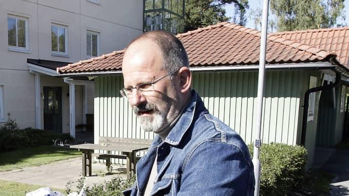 Polisen utreder Peter Springares nya uppdrag som krönikör för den alternativa nyhetssajten Nyheter Idag. Foto: Sven Lindwall