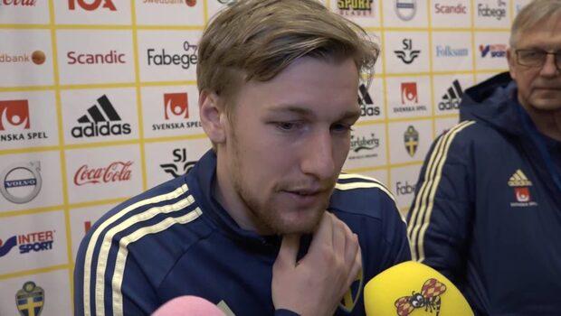 """Forsberg: """"Fantastiskt att få leka med gubbarna igen"""""""