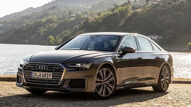 TEST: Vi kör nya Audi A6