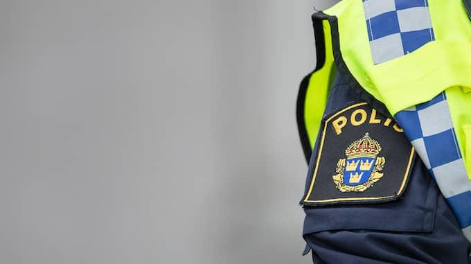 Polisen i Halland bekräftar att de mottagit en anmälan om händelsen med den fyraåriga flickan Foto: ROBERT BOMAN