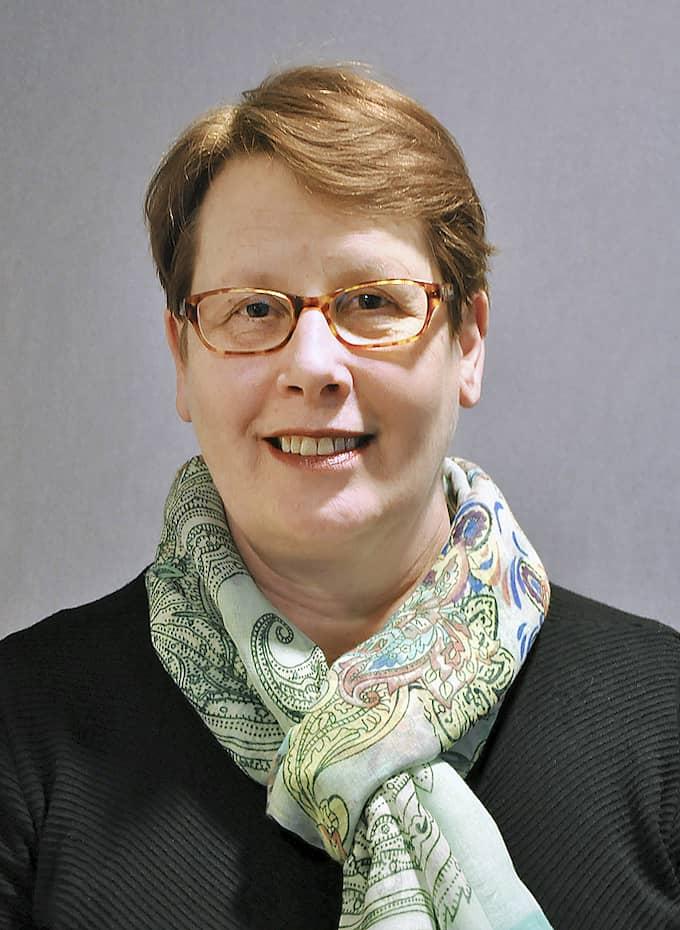 Eva Nordenhem tycker inte att kritiken är befogad. Foto: Österåkers kommun