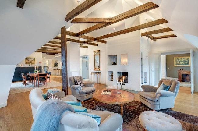 lyxiga lägenheter stockholm