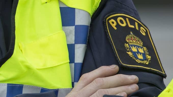 Polisen fortsätter kampen för att förhindra ytterligare våldsbrott knutna till den organiserade brottsligheten i Stockholmsområdet. Foto: Robert Boman / BILDBYRÅN