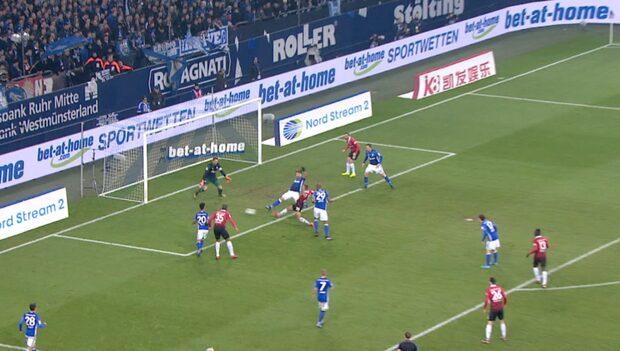 Highlights: Schalke–Hannover
