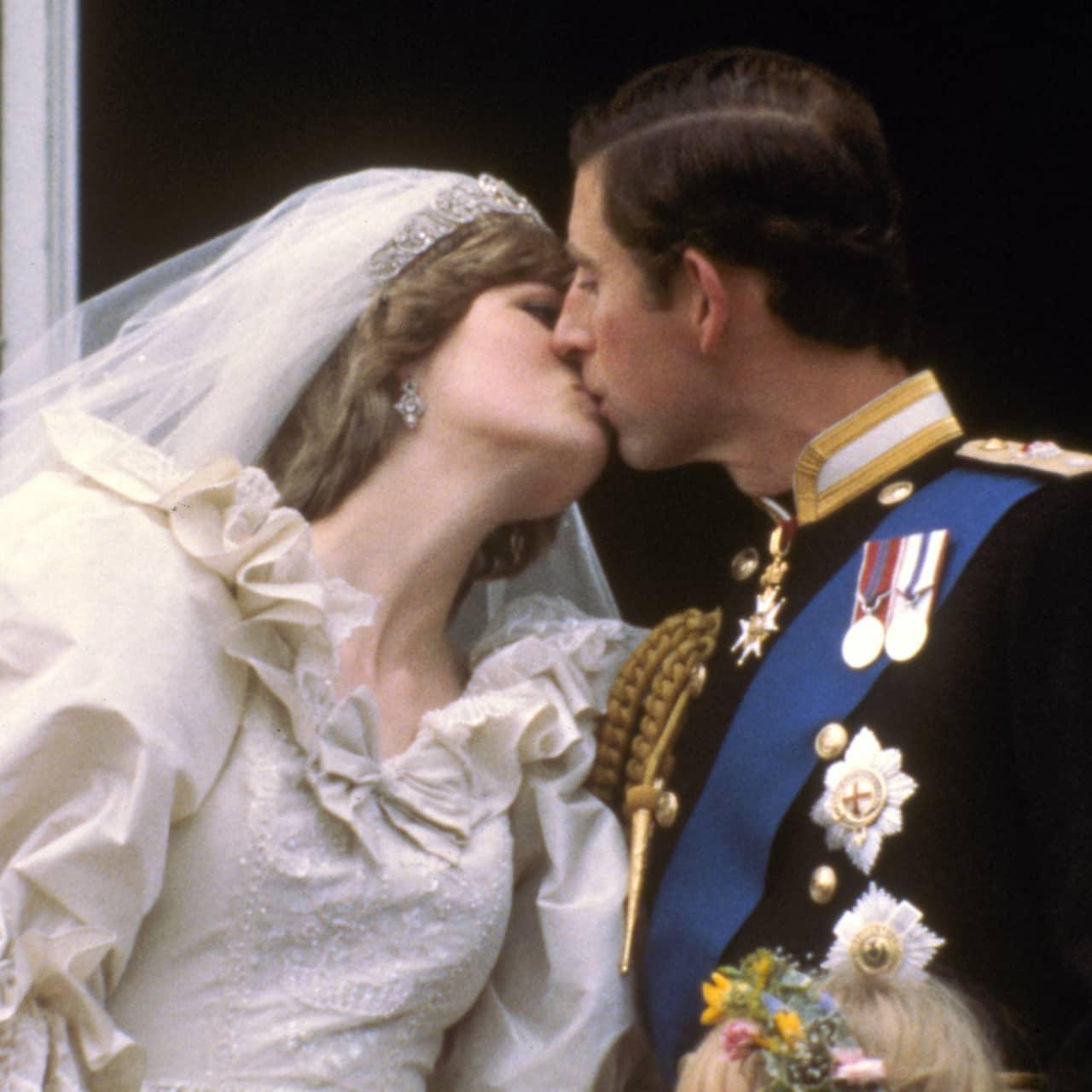 700 miljoner följer sagobröllopet