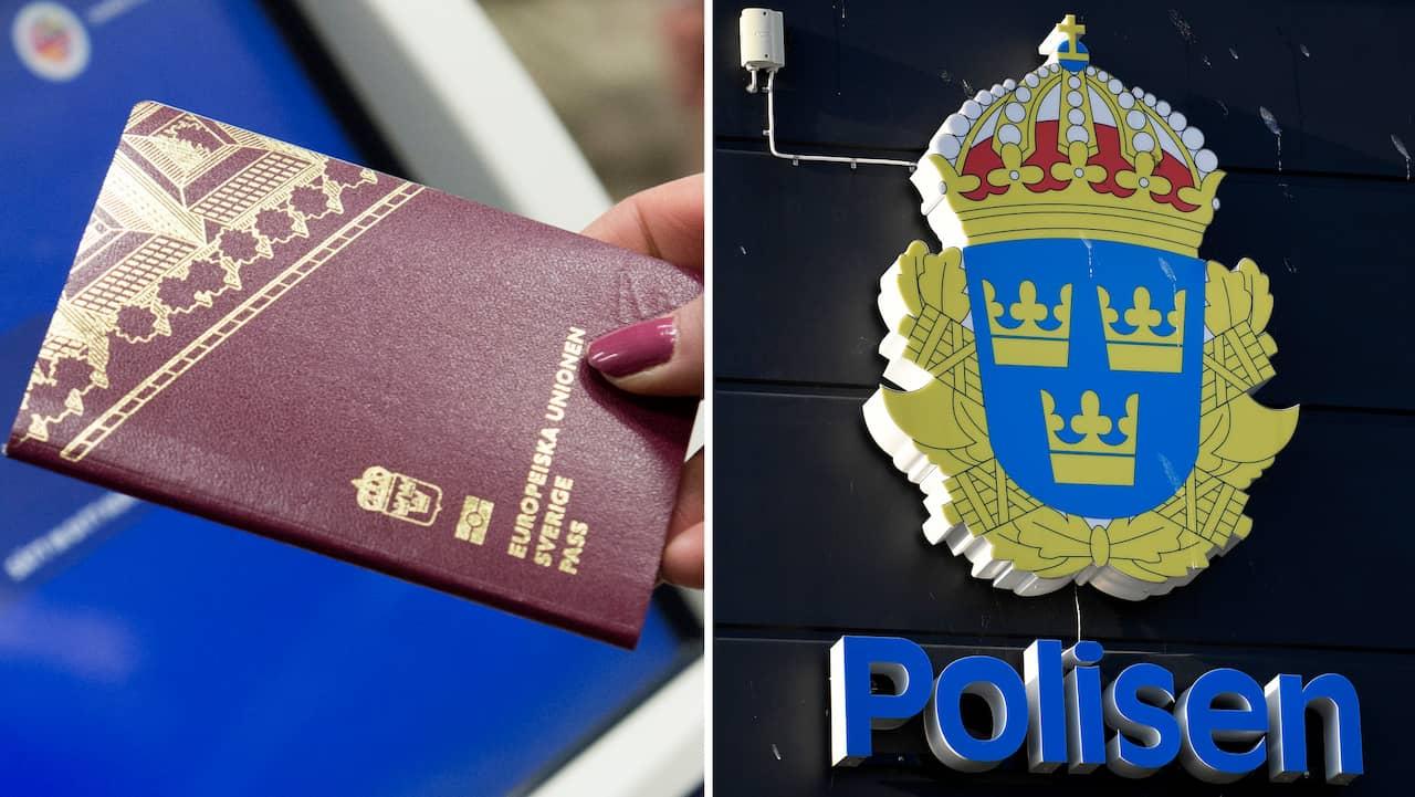 pass polisen göteborg