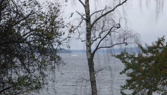 Late on sunday afternoon the swedish military published a photo of a suspected vessel in the archipelago of Stockholm.