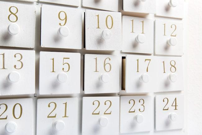 Julen närmar sig, och en efter en släpps årets adventskalendrar.