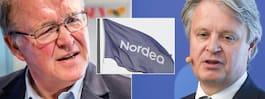 Göran Persson i hårt angrepp mot Nordea