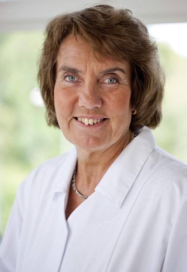 <span>Marie Lodén, kosmetikaexpert och VD på konsultföretaget Eviderm Institute.</span>