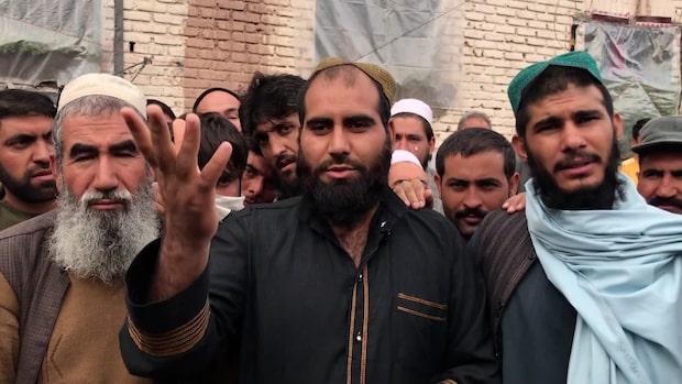 """Krigsfången: """"Lämnar utlänningarna blir det fred på fem dagar"""""""