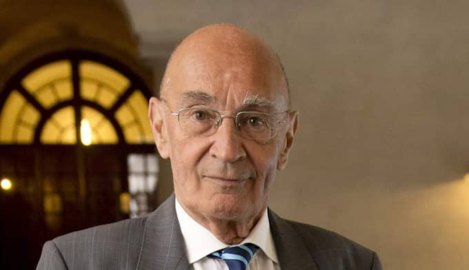 Ulf Adelsohn, moderatpolitiker Foto: Sven Lindwall
