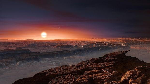 Tre jordlika planeter har upptäckts