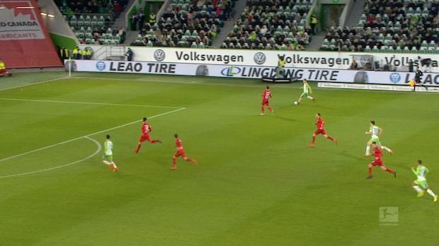 Höjdpunkter: Wolfsburg-Freiburg