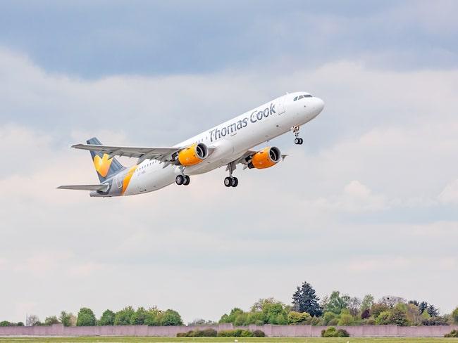 214 passagerare satt fast på flyget i tre timmar.