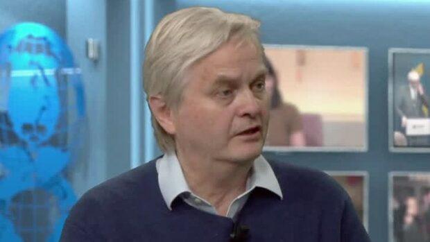 """Leif Brännström: """"Det blev en kaotisk tillställning på UD"""""""