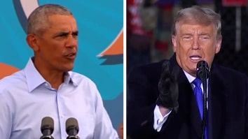 Obamas skämt om Trump – fick presidenten att ilskna till