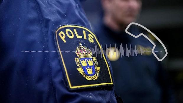 Hör polisen om gasolyckan i Olshammar