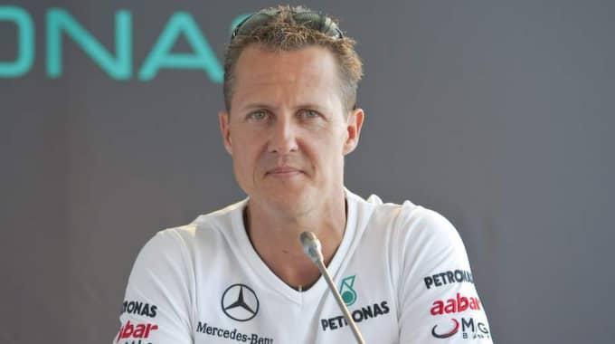 Michael Schumacher. Foto: Attila Volgyi