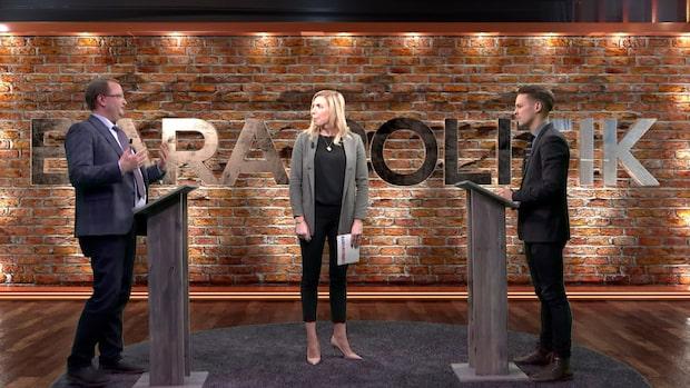 Bara Politik: 13 mars - Debatt om Bilen i samhället