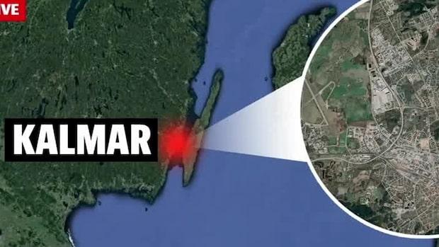 13-årig pojke försvunnen från skola i Kalmar