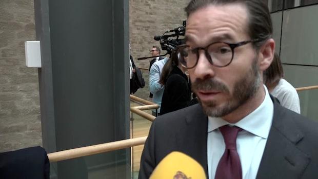 """Advokat Slobodan Jovicic: """"Ser fram emot att det ska avslutas"""""""