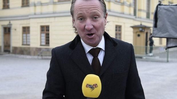 Johan T Lindwall avslöjar prins Nicolas gudföräldrar