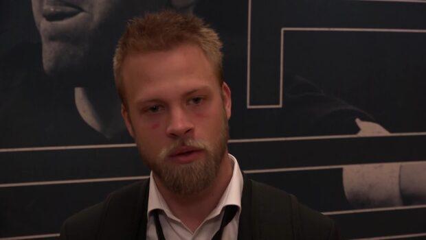 Daniel Sundgren slår tillbaka mot hatarna