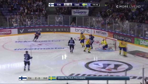 Highlights: Finland-Sverige