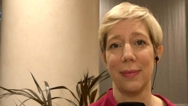 Anna Breman: Andra får avgöra om jag är duva eller hök