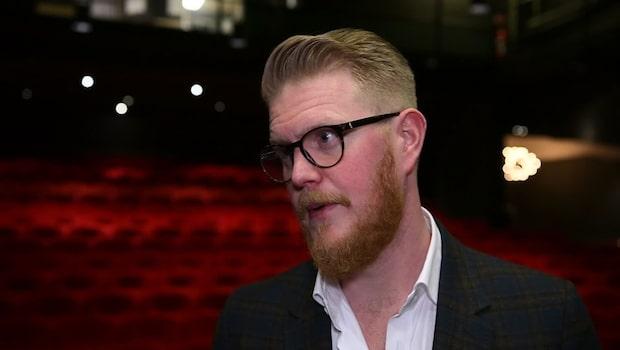 Oscar Magnusson om året efter pappa Sven-Eriks död