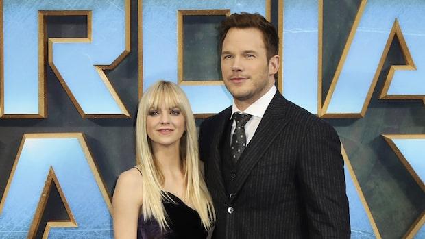 Anna Faris och Chris Pratt skiljer sig