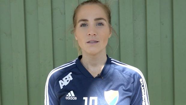 Ni måste förstå: Irma Helin, Djurgården